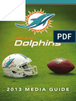Guias 2013 Dolphins