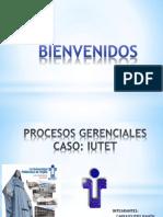 PROCESOS GERENCIALES IUTET