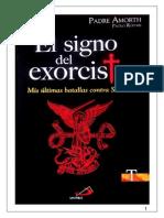 Gabriele Amorth - El Signo del Exorcista (2013)