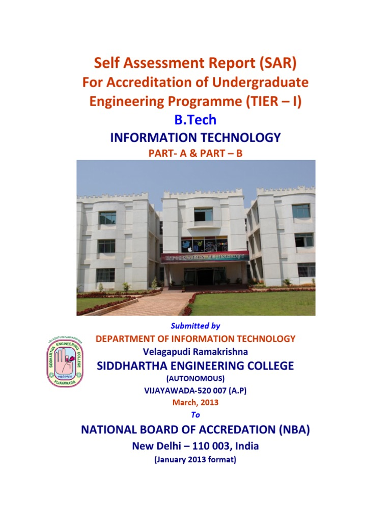 Vr engg college nba curriculum educational assessment fandeluxe Image collections