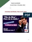Conf2press Pere de La Dette 28 Oct13 VF