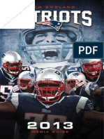 Guias 2013 Patriots
