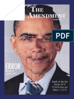 December 2013 issue of The First Amendment