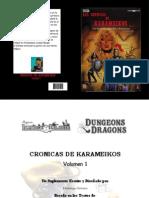 Cronicas Karameikos v1