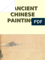 5 ancient chinese paintings