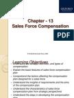 374 33 Powerpoint-slides 13-Sales-Force-compensation Chapter 13 Sales Force Compensation