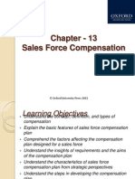 374 33 Powerpoint-slides 13-Sales-Force-compensation Chapter 13 Sales Force Compensation