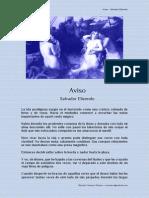 Aviso - Salvador Elizondo