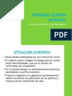 PRIMERA GUERRA MUNDIAL2
