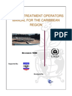 Sewage Plant Maintenance and Operation Manual