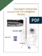 Sewage Plant Maintenance and Operation Manual