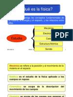INTRODUCCIÓN AL CURSO DE FISICA
