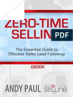 The Essential Guide to Effective Sales Lead Follow Up eBook