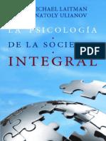 Psicologia de La Sociedad Integral