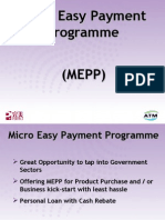 Micro-easy Payment Program (Eng)