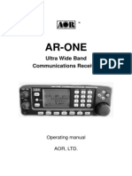 Ar One Manual