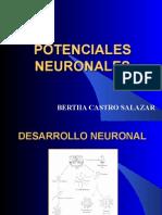 Potenciales Neuronales