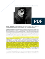 157091723 Entrevista a Claude Levi Strauss Docx