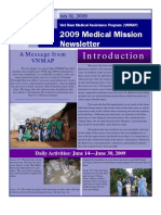 VNMAP 2009 Newsletter