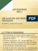 Resistance -Part 2