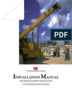 Retained Earth Installation Manual