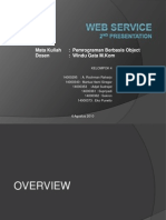 Present as i Web Service Rev 1