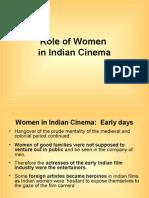 Women in Indian Cinema