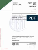 ABNT NBR IEC 60079-11 EX-i