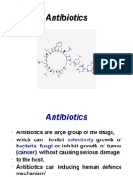Microbiology Lecture - 04 Antibiotics