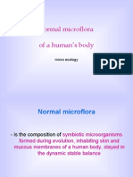 Microbiology Lecture - 06 Microflora