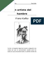 Kafka, Franz - Un Artista Del Hambre