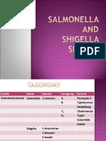 Microbiology Lecture - 12 Salmonella & Shingella