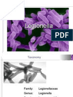 Mircrobiology Lecture -17 Legionella