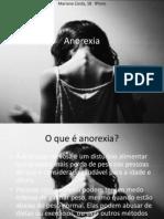 Mariana Costa- Anorexia