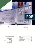 Ranschburg Jenő - A serdülés gyötrelmei