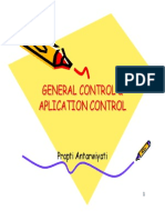 7. General Control