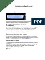 Inductometro y Capacitometro digital versión 2