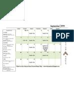 September (Calendar Intro's)