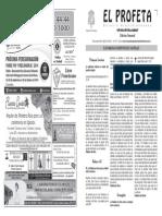 Boletin Del 5 Denero 2014