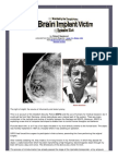 Strahlenfolter Stalking - TI - Bibliotecapleyades.net - A Brain Implant Victim Speaks Out - Branded by the Thought Police