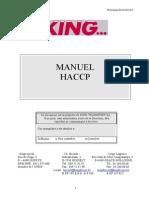 Manuel HACCP