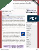 Strahlenfolter Stalking - TI - Mind Control - 51 - Voice to Skull (V2K) - Skewsme.com