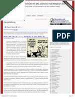 Strahlenfolter Stalking - TI - Mind Control - 50 - Gangstalking - Skewsme.com