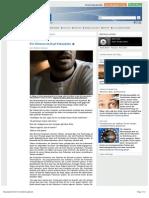 Strahlenfolter Stalking - TI -  V2K - Die Stimmen im Kopf bekämpfen - Dialog mit einem computergenerierten Avatar - deutschlandfunk