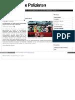 Strahlenfolter Stalking - TI - Struktureller Rassismus in Der Polizei - Kritische-polizisten.de