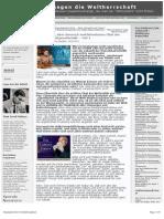 Strahlenfolter Stalking - TI - Die größten Übel der heutigen Weltgesellschaft - Teil 1 - lupocattivoblog.com