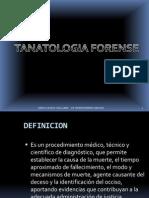 TANATOLOGIA ucv