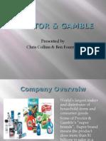 Proctor & Gamble Powerpoint Strategic Overview
