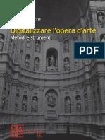 Sergio Intorre - Digitalizzare l'opera d'arte - Metodi e strumenti