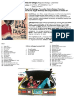 Eek-A-Mouse - Eek-Ology - Reggae Anthology - Press Release
